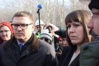 Глава Коркинского района Наталья Лощинина  познакомилась и плодотворно пообщалась с новым врио губернатора в ходе его стартовой рабочей поездки по области.