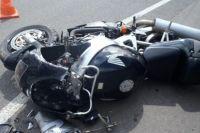 Страшное ДТП под Житомиром: парень разбился насмерть на мотоцикле