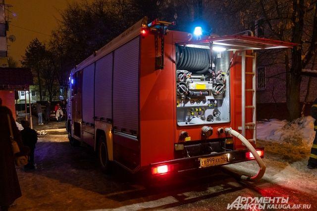 В тушении пожаров по краю были задействованы 218 спасателей и  67 единиц техники