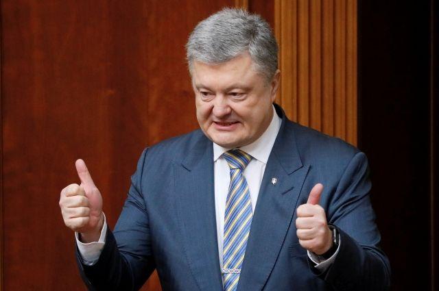 Порошенко заявил, что Украина уже близка к вступлению в ЕС и НАТО