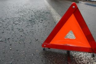 ДТП произошло на ул. Луначарского возле дома № 94 в 3.30 утра.
