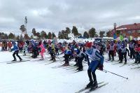 Самому старшему участнику «Ямальской лыжни» исполнилось 70 лет
