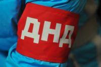 В Тюменском районе дружинники помогают поддерживать общественный порядок