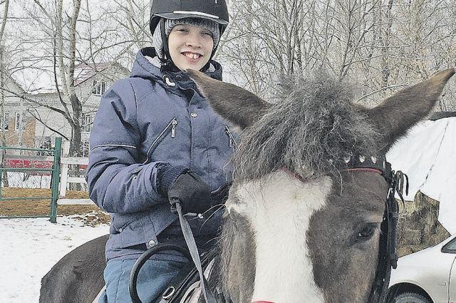 Миша Лисов - шестиклассник барнаульского лицея №122.