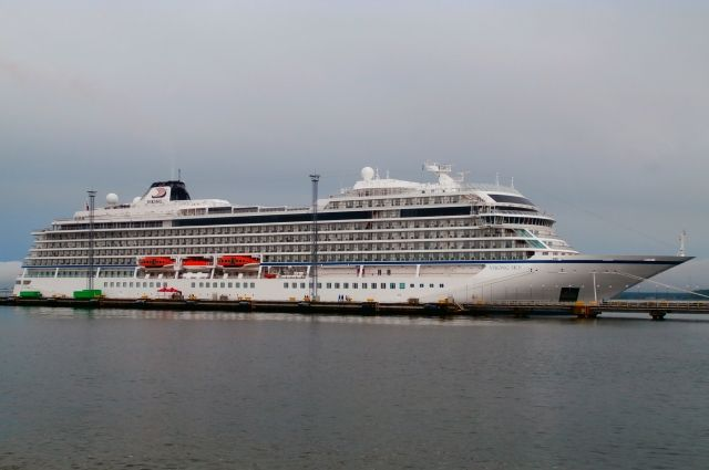 Круизный лайнер, потерпевший бедствие у берегов Норвегии, доставлен в порт - Real estate