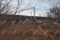 В Орске под колесами поезда погибла девочка-подросток