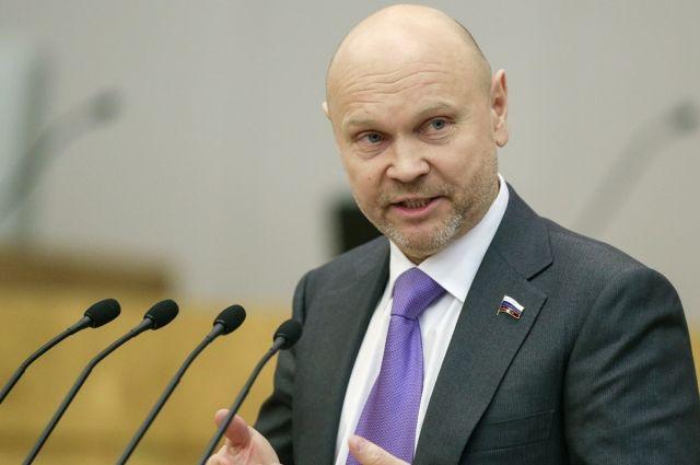 Сергей Катасонов собирается участвовать в выборах губернатора Оренбуржья