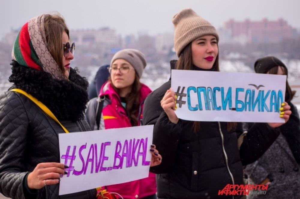 Озеро Байкал срочно требует усиления мер охраны.