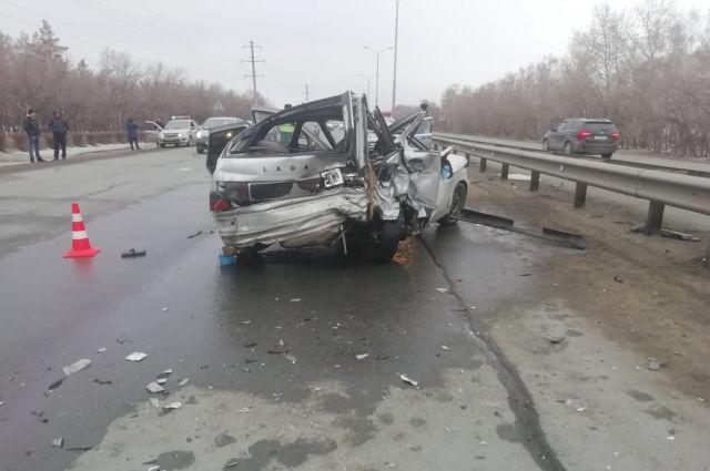 После ДТП на Нежинском шоссе возбуждено уголовное дело