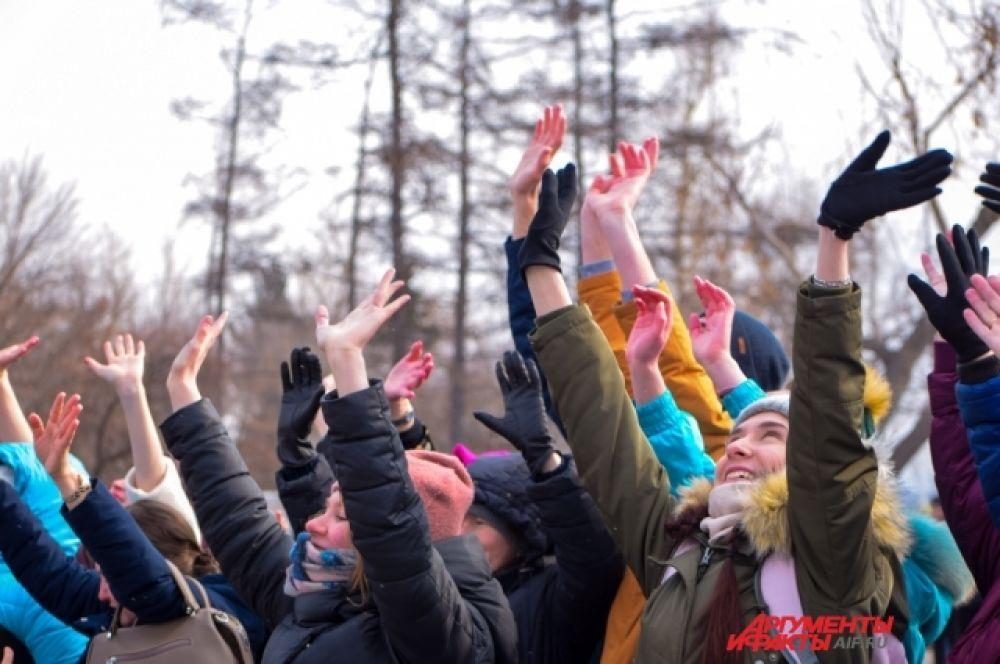 Вскоре планируется проведение городского экологического форума, где будут рассматриваться проблемы озера Байкал.