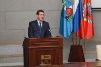 Сергей Дугин рассказал о базовых показателях экономики, социальной сферы, инвестициях, строительстве и т.д.