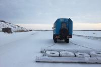 На зимниках Ямала ввели ограничения