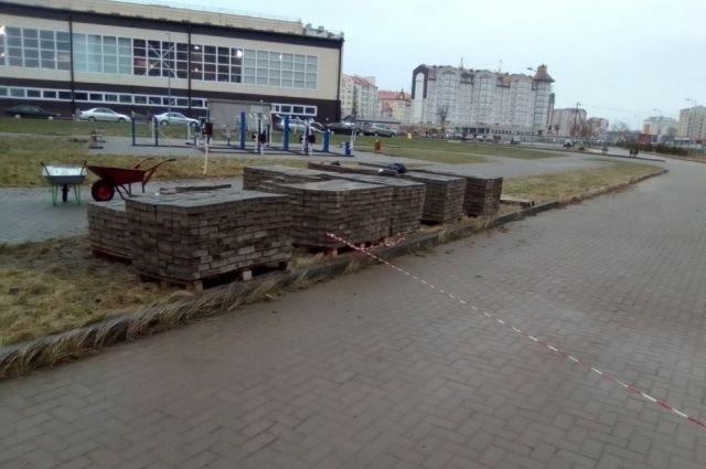 В Зеленоградске построят площадку для пляжных видов спорта