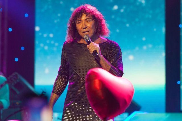 Валерий Леонтьев отметил 70-летие.