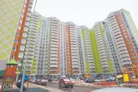 Один из стартовых домов вАкадемическом районе (ул. Дмитрия Ульянова, д. 27, корп. 1).