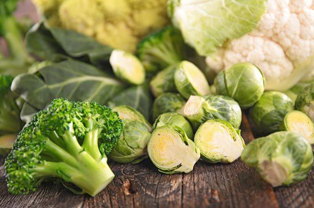 Цветная, брокколи, брюссельская. Рецепты блюд из капусты для Великого поста