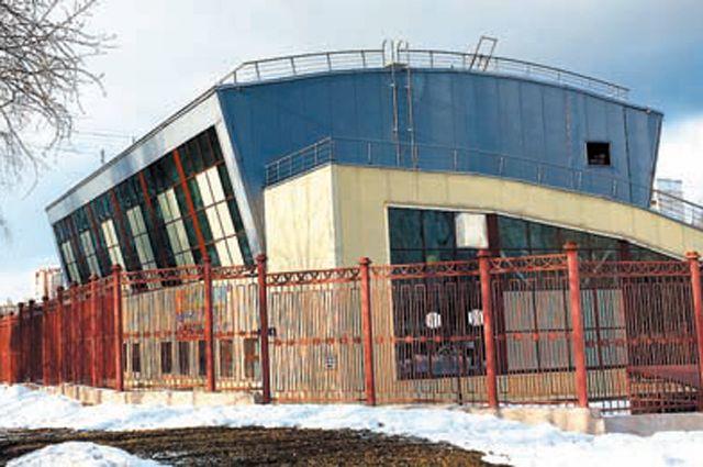 В новом корпусе центра «Самбо-70» будут бассейн изанятия командными видами спорта.