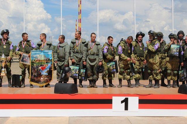 В 2019 году Международные армейские игры пройдут в Тюменской области