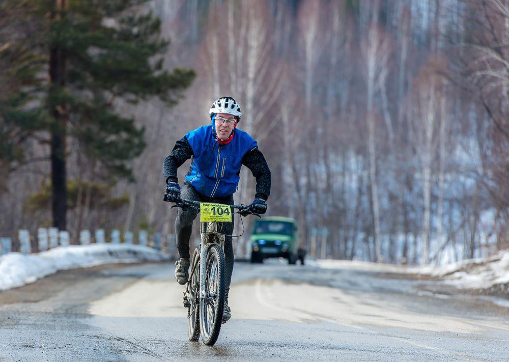 Алексей Елькин (г. Асбест). 20 км.