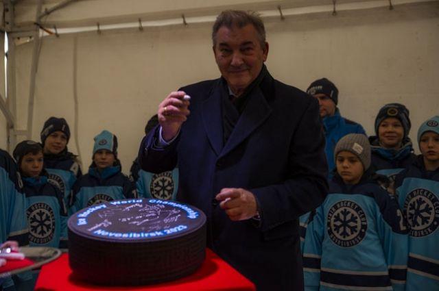 26-30 марта в Орске пройдет Кубок Владислава Третьяка.