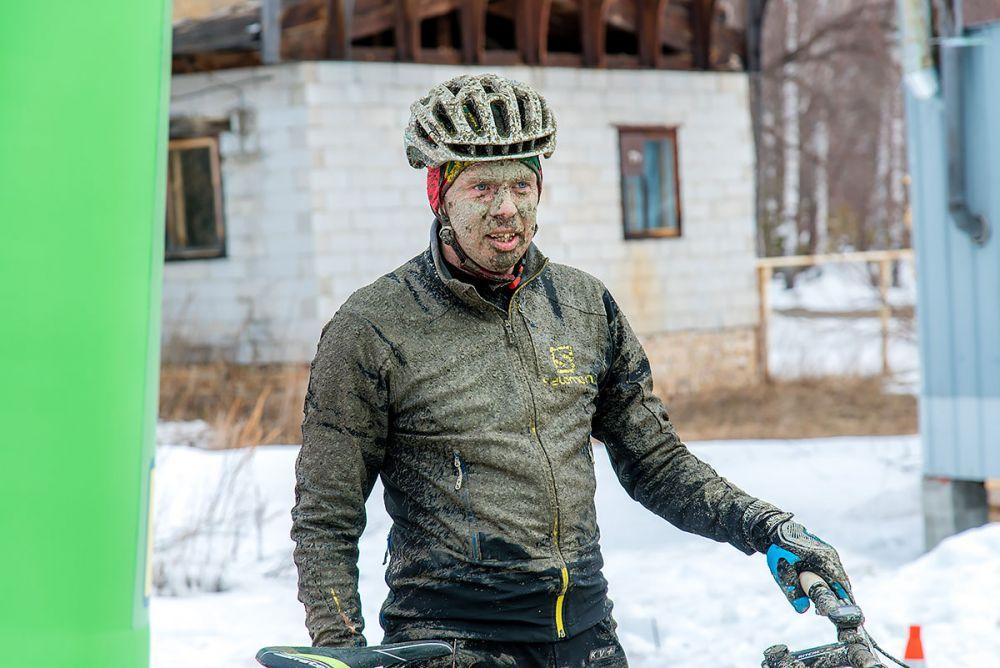 Кирилл Осипов (г. Снежинск), 43 км.