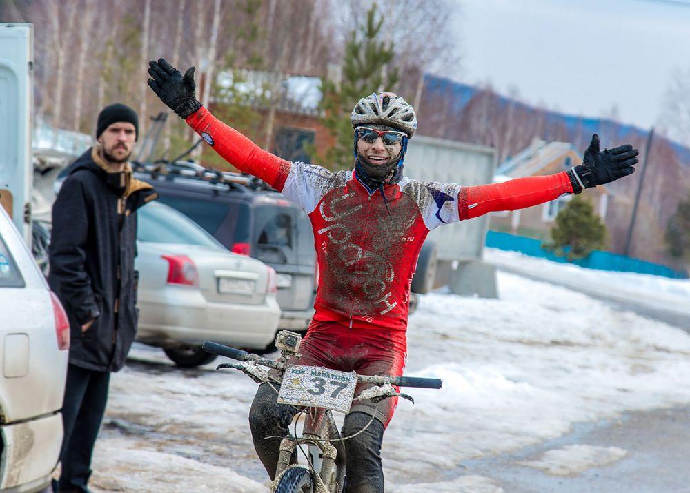 Константин Кондратьев (г. Екатеринбург), 43 км.