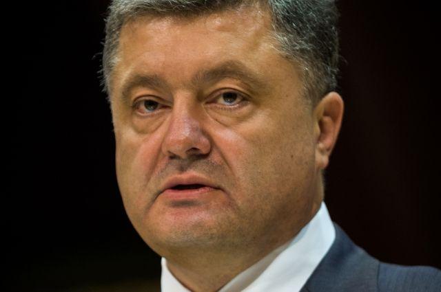 СМИ рассказали о планах Порошенко в случае проигрыша на выборах