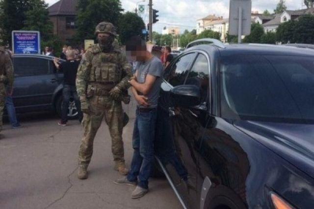 В Харькове сотрудники спецслужб задержали бывшего «разведчика ДНР»