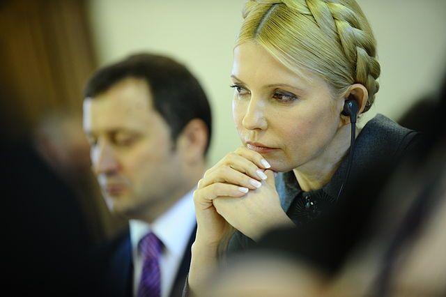 Тимошенко заявила, что не сможет вернуть Крым сразу после выборов