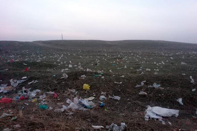 16,5 млн тонн мусора ежегодно накапливается в Кыргызстане