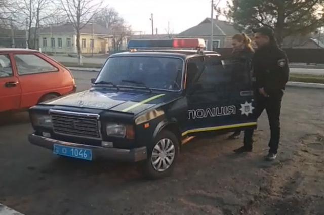 В Одесской области водитель сбил пятилетнего ребенка и скрылся с места ДТП
