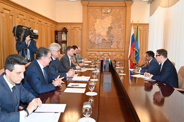 Индийский консул посетит Хабаровск с рабочим визитом.