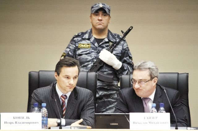 Гособвинитель попросил вынести Гайзеру обвинительный приговор по делу о создании организованного преступного сообщества, взяточничестве и мошенничестве.