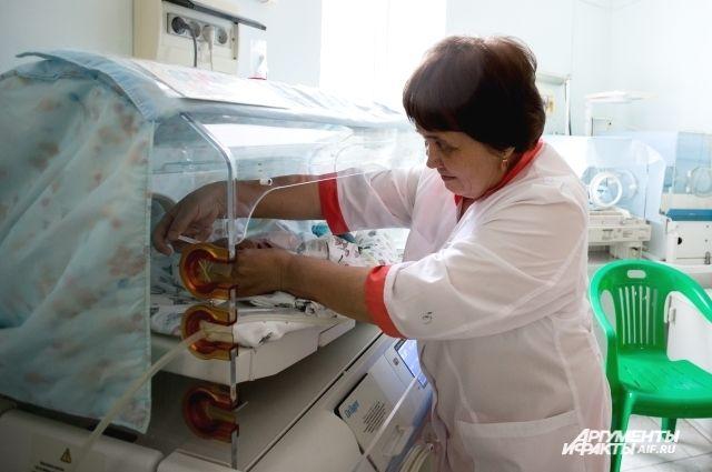 Красноярскому краю нужна современная детская больница.