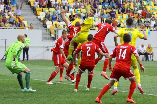 Украине могут засчитать техническое поражение в матчах с Португалией и Люксембургом.