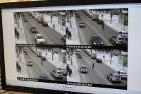 «Автоураган» на улице Маршала Жукова фиксирует автомобили, которые не уступают дорогу пешеходам.