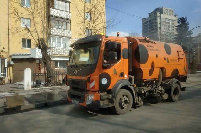 В Кемерове работает телефон «горячей линии» МБУ «Кемеровские автодороги» (67-00-00).