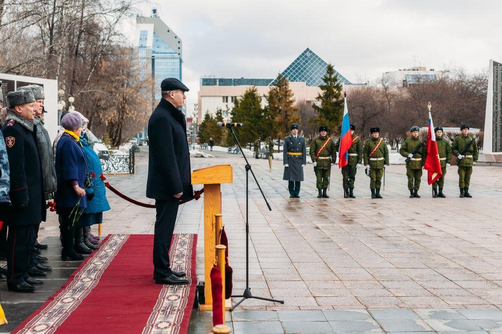 День войск национальной гвардии РФ, 2019