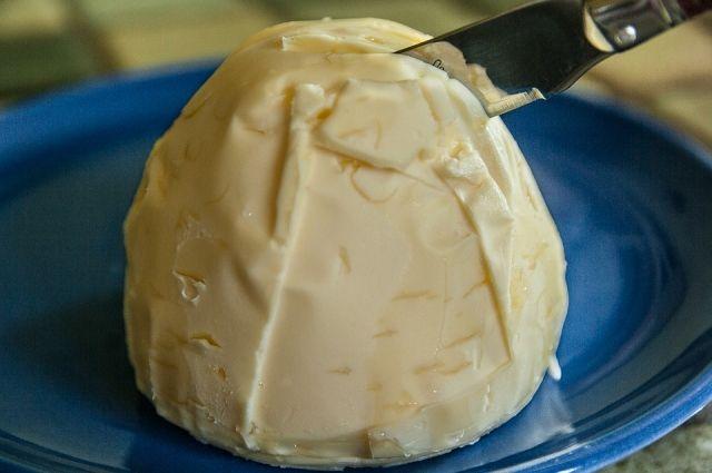 Насыщенных жиров в пальмовом масле меньше, чем в сливочном