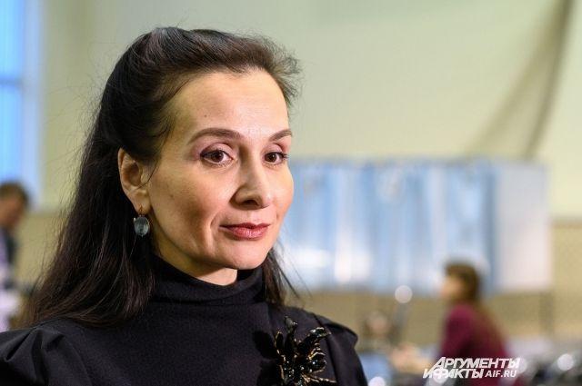 Вице-губернатор Оренбуржья Вера Баширова остается в Оренбуржье