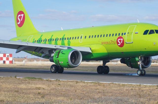 Первый полет в Новокузнецк состоится 15 апреля, в Томск — 16 апреля.