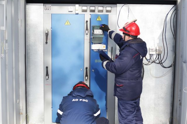 В АО «РЭС» выявляют людей, которые воруют электроэнергию.