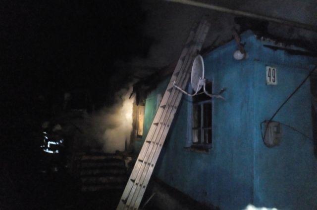Опасное курение: в Медногорске на пожаре погибли 3 дошколенка и 2 взрослых