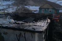 СК: по факту смертельного пожара в Медногорске возбуждено дело