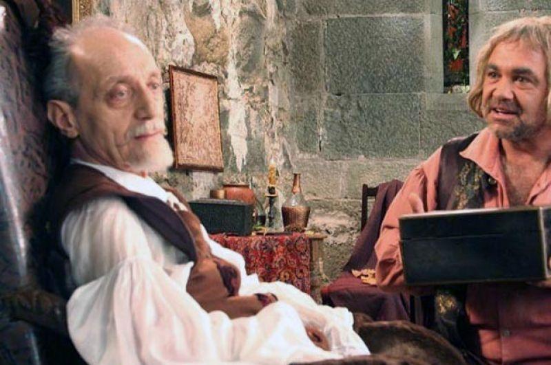 «Исповедь Дон Жуана» (2007).