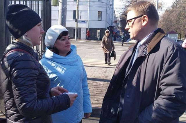 Московские связи должны помочь губернатору на новом месте.