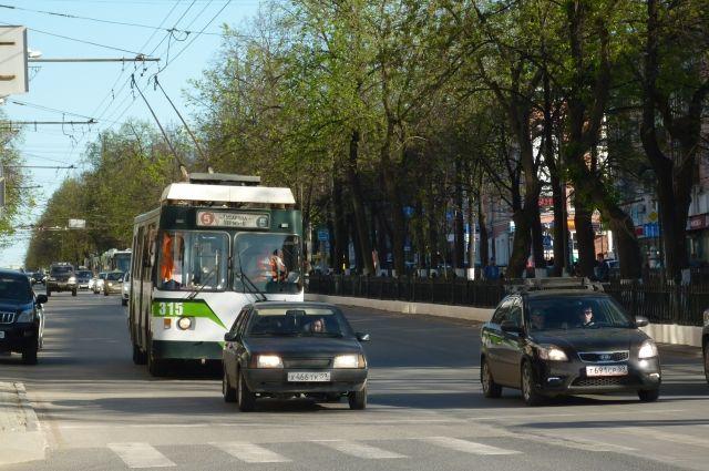 Уезжающая натура: троллейбусы собираются убрать с улиц краевой столицы.