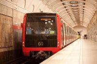 В петербургской подземке вагоны становятся все комфортнее и безопаснее.