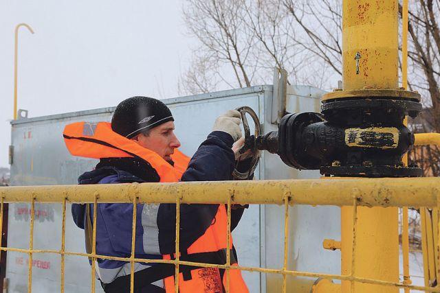 Специалисты газораспределительной организации осуществляют круглосуточный мониторинг за 301 объектом газораспределения, подверженных риску подтопления