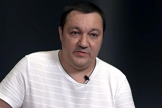 Депутат Верховной Рады Дмитрий Тымчук.